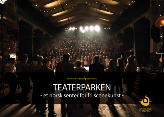 Teaterparken presentasjon april 2018